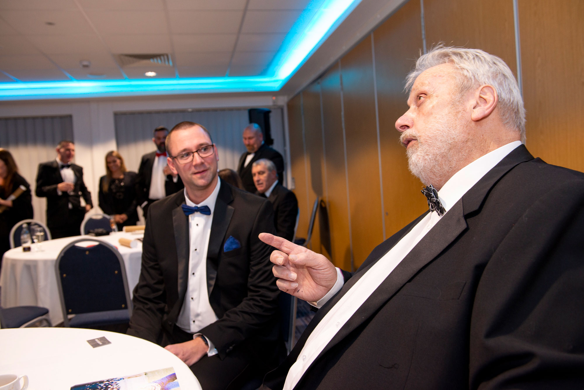 Read more about the article The Annual Gala Dinner at The Derbyshire County Cricket Club