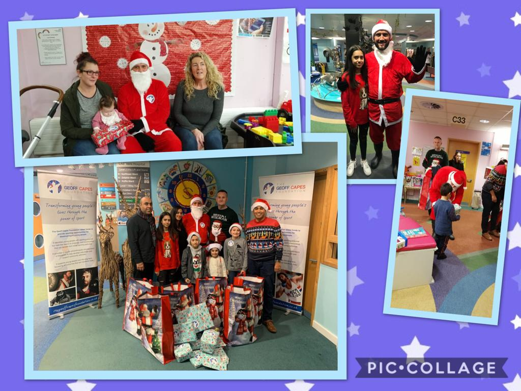 Christmas Toys Appeal